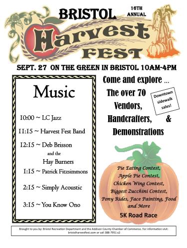 harvest fest 2014 poster
